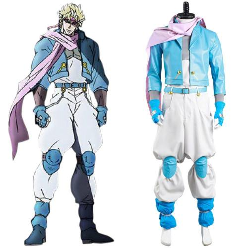 JoJo's Bizarre Adventure Battle Tendency Caesar Anthonio Zeppeli Cosplay Kostüm Halloween Karneval Kostüm