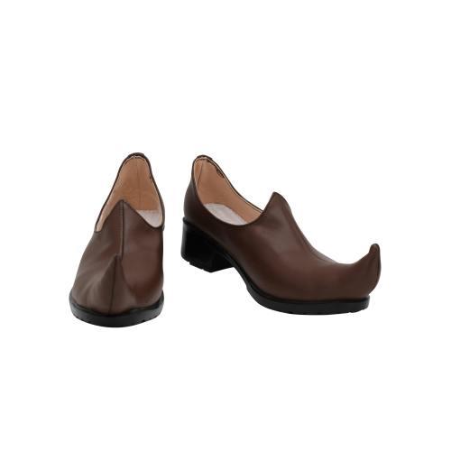 Kalim Al-Asim Schuhe Twisted Wonderland Kalim Cosplay Schuhe