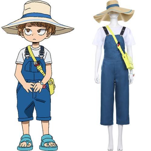 My Hero Academia Kostüm Heroes: Rising Katsuma Shimano Kostüm Dungarees