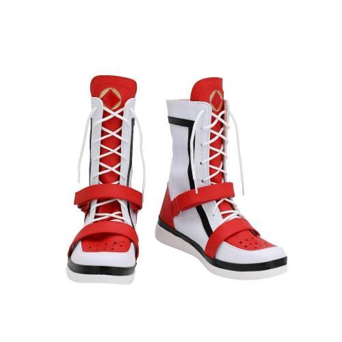 CATER Schuhe Twisted Wonderland Schuhe Alice in Wonderland Cosplay Schuhe