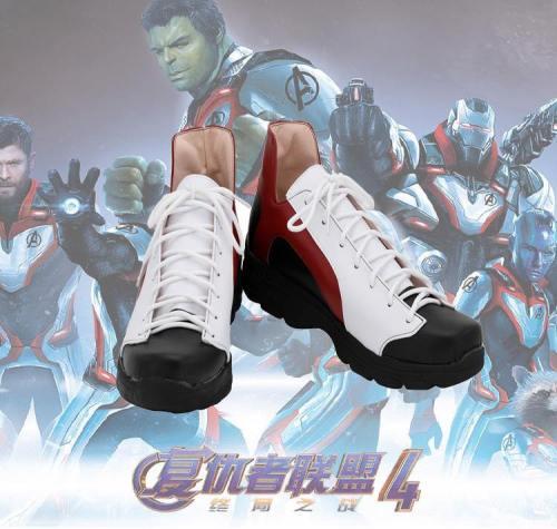 Avengers 4 Endgame Avengers: Infinity War - Part II Quantenreich Suit Quantum Realm Suit Schuhe Cosplay Schuhe Version B