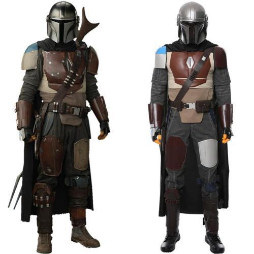 The Mandalorian Star Wars Cosplay Kostüm