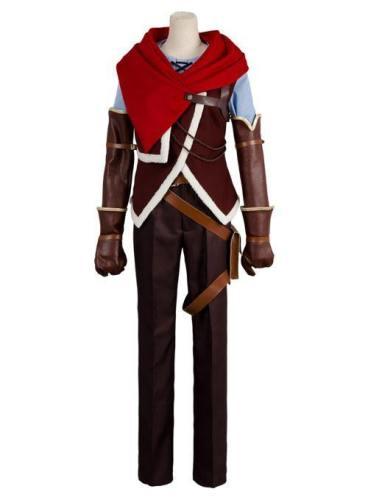 No Game NO Life Zero Riku Outfit Suit Cosplay Kostüm