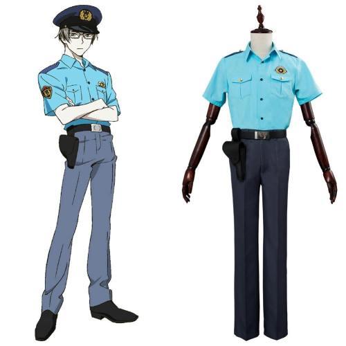 Anime Sarazanmai Reo Niiboshi Reo Niiboshi Uniform Cosplay Kostüm