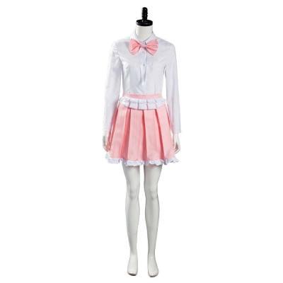 Danganronpa 2 Monomi Cosplay Kostüm Uniform Outfits Halloween Karneval Kostüm