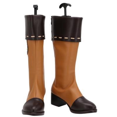 Klee Stiefel Genshin Impact Klee Cosplay Schuhe Stiefel