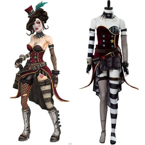 Borderlands 3 Moxxi Cosplay Kostüm