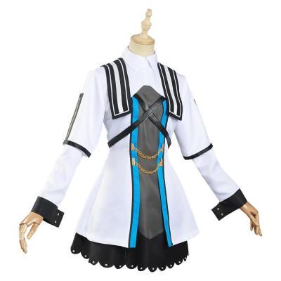 Mushoku Tensei Jobless Reincarnation Roxy Migurdia Kleid Cosplay Kostüm
