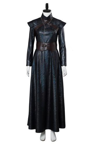 GOT 8 Game of Thrones Staffel 8 -Sansa Stark Cosplay Kostüm Version B