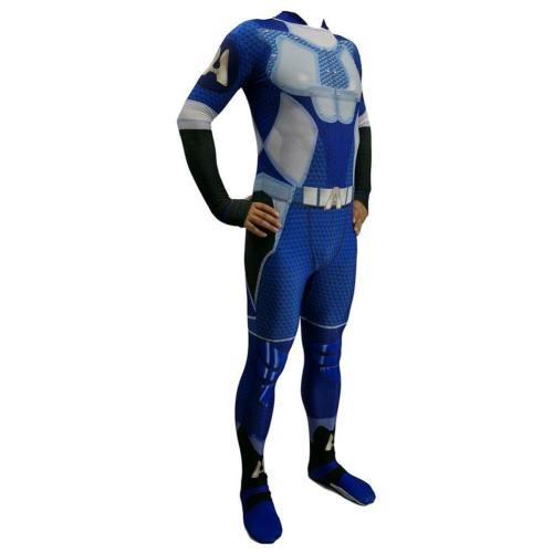 The Boys A-Train Speedster Jumpsuit Cosplay Kostüm