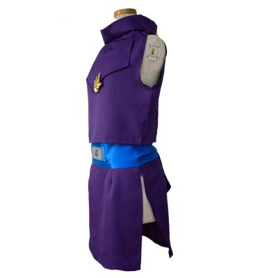 NARUTO Ino Yamanaka Cosplay Kostüm Ninja Uniform Halloween Karneval Outfits für Kinder