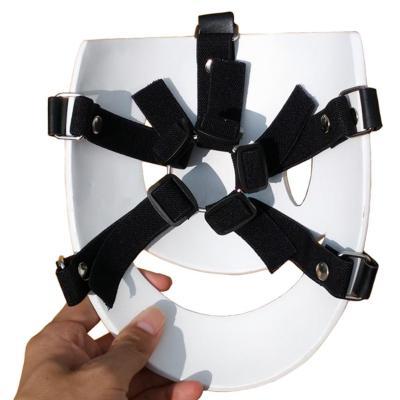 Tenkuu Shinpan/High Rise Invasion Eins Zwei Maske Cosplay Harz Helm Halloween Party Requisite