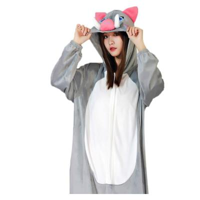 Inosuke Hashibira Schlafanzug Kimetsu no Yaiba Demon Slayer Pajama Erwachsene Sleepwear Pyjamas für Alltag