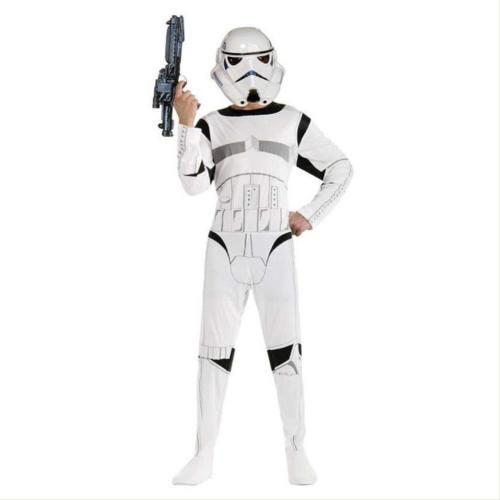 Star Wars The Force Awakens Storm Troopers Cosplay Kostüm für Kinder Junge Mädchen Halloween Carnival