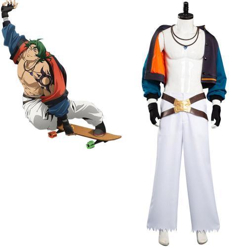 SK8 The Infinity Joe/Kojirou Nanjou Cosplay Kostüm Halloween Karneval Kostüm