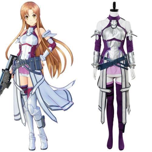 Sword Art Online Fatal Bullet Asuna Cosplay Kostüm