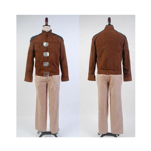 Battlestar Galactica 1978 Galactica Uniform Cosplay Kostüm