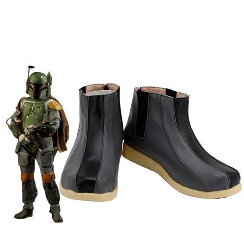 Star Wars Boba Fett Kopfgeldjäger Schuhe Cosplay Schuhe