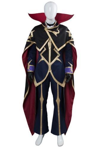 Code Geass Staffel 3 Lelouch of the Resurrection Code Geass Unifrom Cosplay Kostüm