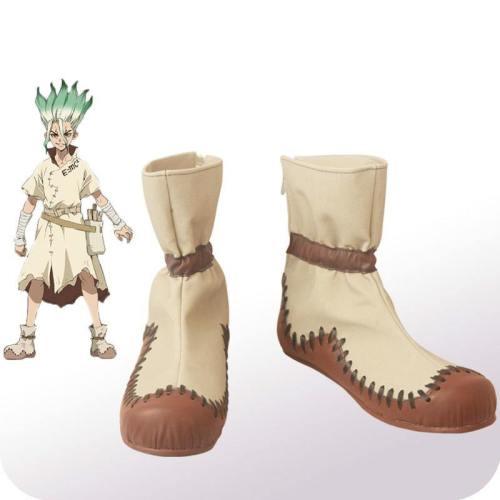 Dr. Stone Senku Ishigami Schuhe Cosplay Schuhe