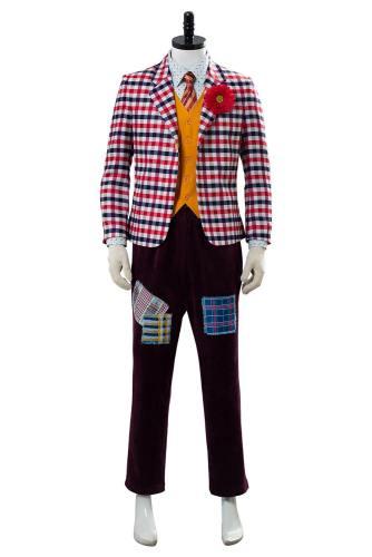Joker 2019 Arthur Fleck Joaquin Phoenix Joker Anzug Cosplay Kostüm Set