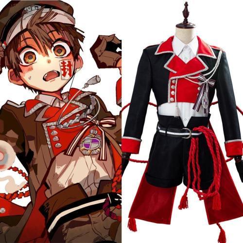 Toilet-bound Hanako-kun Hanako-kun Cosplay Kostüm Uniform