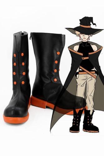 Boku no Hero Academia My Hero Academia Katsuki Bakugo Stiefel Cosplay Schuhe B