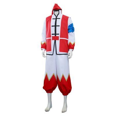 Chuuka Ichiban! Liu Mao Xing Cosplay Kostüm Uniform Halloween Karneval Outfits
