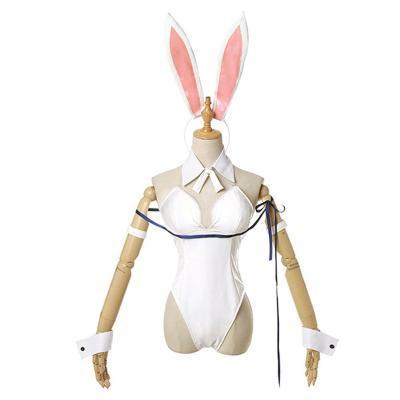 Ist es ein Fehler in einem Dungeon ein Treffen zu wünschen? Hestia Bunny Girl Jumpsuit Cosplay Kostüm
