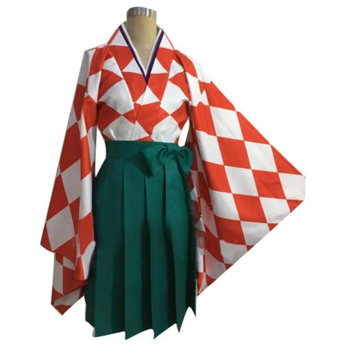ZOMBIE LAND SAGA Yuugiri cosplay Kostüm Kleid für Erwachsene Damen