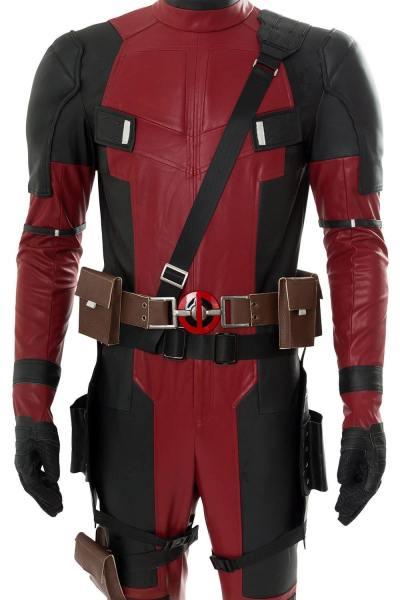 Deadpool 2 Untitled Deadpool Sequel (2018)  Deadpool Cosplay Kostüm Jumpsuit
