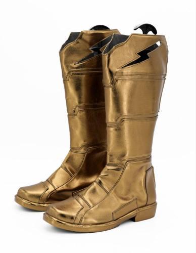 DC Shazam! Billy Batsons Cosplay Schuhe Stiefel