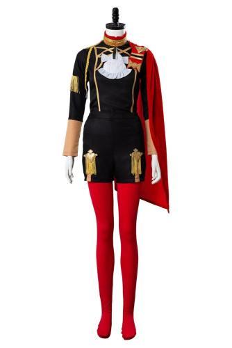 Fire Emblem: Vier Jahreszeiten Three Houses Edelgard Von Hresvelgr Cosplay Kostüm
