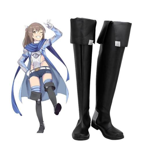 Bofuri: I Don't Want to Get Hurt, so I'll Max Out My Defense. Maple Stiefel Cosplay Schuhe