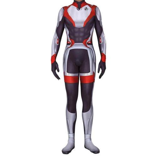 Avengers 4 Endgame Avengers: Infinity War - Part II  Jumpsuit Print Cosplay Kostüm Quantenreich Suit Quantum Realm Suit