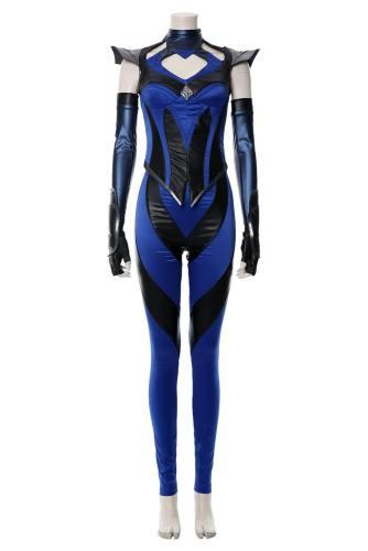 Prinzessin Kitana Kostüm Mortal Kombat 11 Kitana Cosplay Kostüm