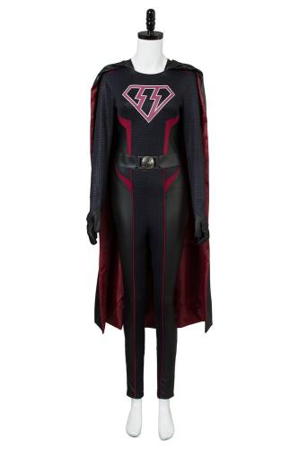 DC Comics Supergirl-Overgirl Jumpsuit Cosplay Kostüm