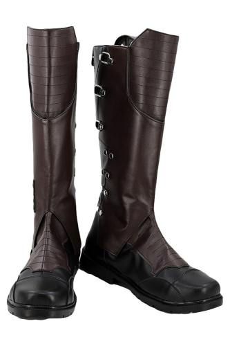 Guardians of the Galaxy 2 Star Lord Peter Quill Cosplay Schuhe Stiefel