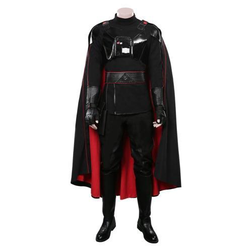 Star Wars The Mandalorian Moff Gideon Kostüme Cosplay Halloween Karneval Outfits
