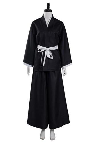 BLEACH bleichen Kuchiki Rukia Kimono Cosplay Kostüm
