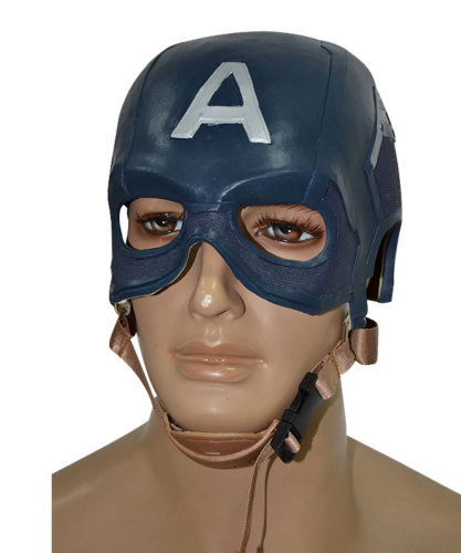 Avengers: Age of Ultron Captain America Maske Cosplay Requisiten Helm