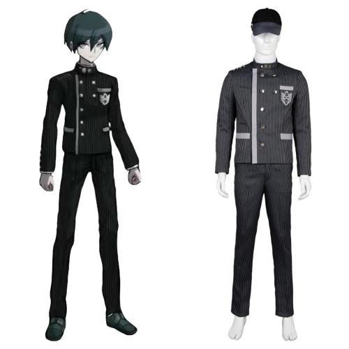 Danganronpa V3: Saihara Shuichi Uniform Set Cosplay Kostüm