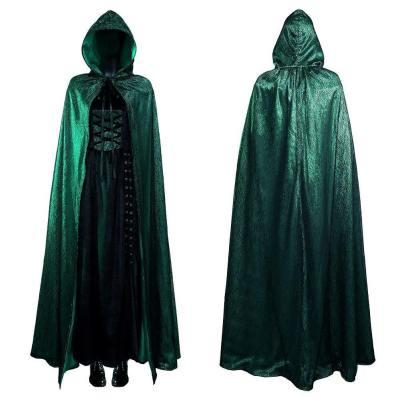 Emerald Sorceress Damen Kleid Cosplay Kostüm Outfits Halloween Karneval Kostüm