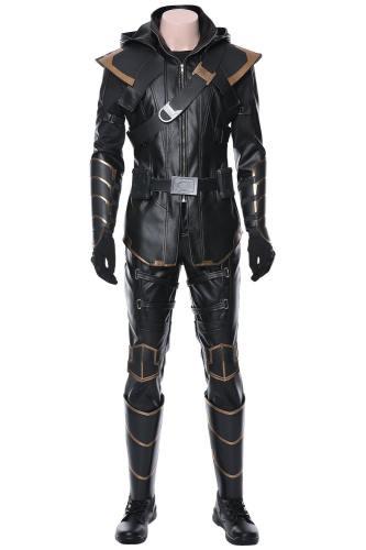 Avengers 4: Endgame Hawkeye Ronin Clint Barton Superheld Cosplay Kostüm Version C