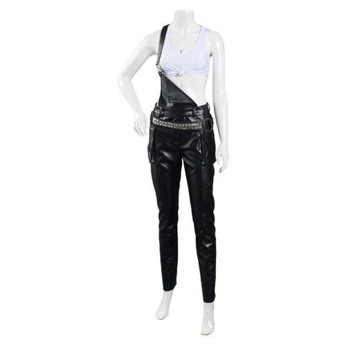 Cyberpunk 2077 Judy Cosplay Kostüm Overalls Outfits Halloween Karneval Kostüm