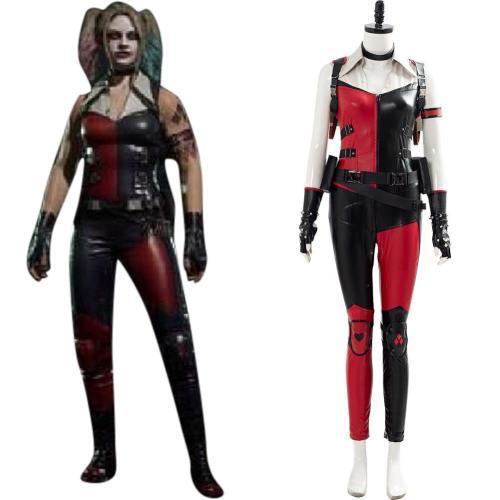Harley Quinn Mortal Kombat 11 Harley Quinn Cosplay Kostüm