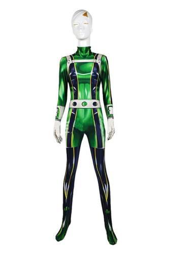 My Hero Academia Asui Tsuyu Jumspuit Cosplay Kostüm