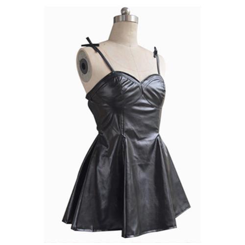 Future Diary Mirai Nikki Gasai Yuno Kleid Cosplay Kostüm Damen Kleid