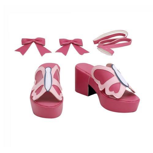 My Little Pony Mein kleines Pony Fluttlershy Personifizierung Schuhe Cosplay Schuhe