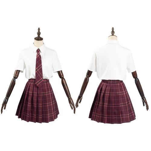 Japanische Mädchen Matroseanzug Cosplay JK Uniform für Studentin